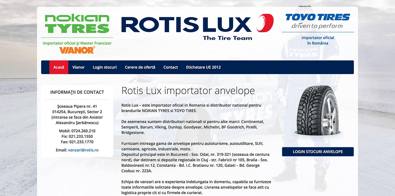 Rotis Lux B2B